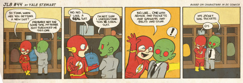 JL8 #44 by Yale Stewart Based on characters in DC Comics. Creative content © Yale Stewart. Like the Facebook page here!