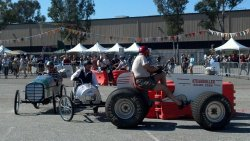 Thanks to everyone that checked out the Figure Eight Cycle Car races at the Maker Faire. We'll be posting more photos soon!Photo courtesy of Andy Braden