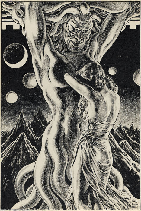 monsterman:  Virgil Finlay