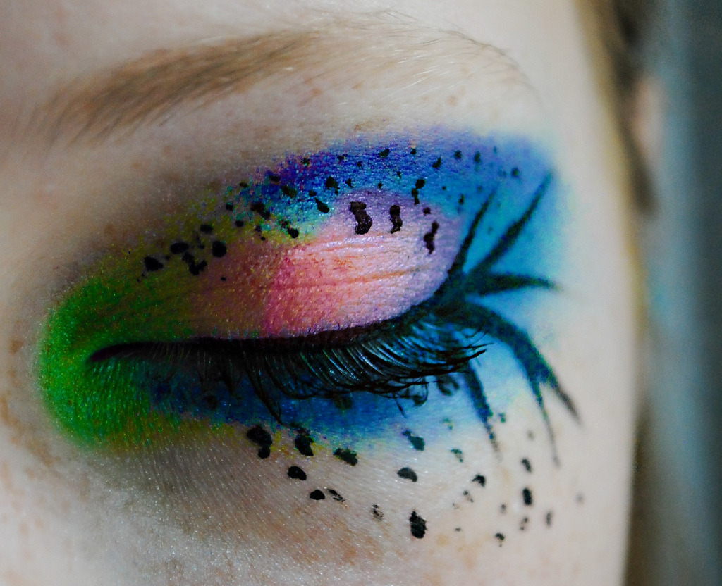 makeaprettyface:  So i got bored (by Bethany LeAnne)