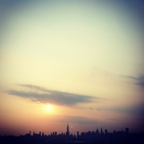 Back #home #nyc  (Taken with instagram)
