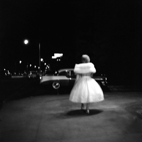 Vivian Maier January 9, 1957, Florida