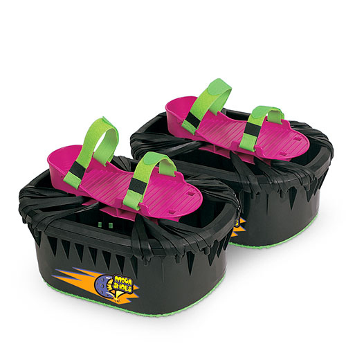Moon Shoes!