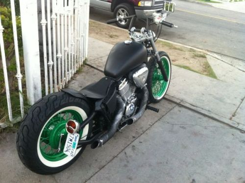 Honda Shadow Chopper. LA Craigslist find…
