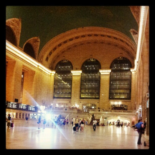 #almost #home #grandcentral #nyc #train #station (Taken with Instagram at Grand Central Terminal)