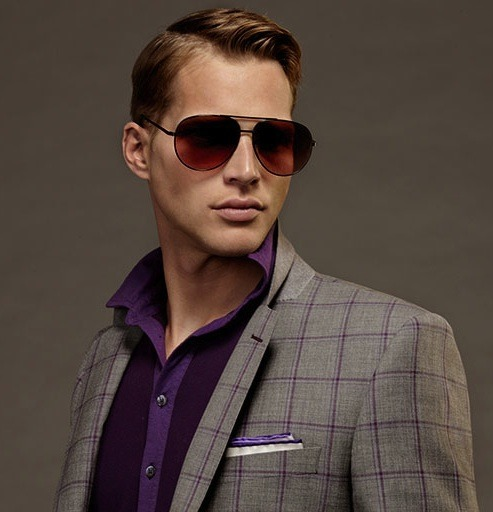 Scabal S/S 2012 lookbook
