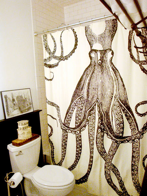 and finally for the modern Greyjoy bathroom
