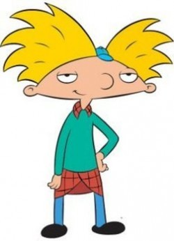 The only white dude I'll ever respect is Hey Arnold.He lived in the middle of the projects , he roamed the streets in the hood and never had a problem, Real niggas respected him.Real street niggas knew Hey Arnold was a crip , he never took his blu hat off , he stayed gang bangin on niggas. That's why I respect him so much.