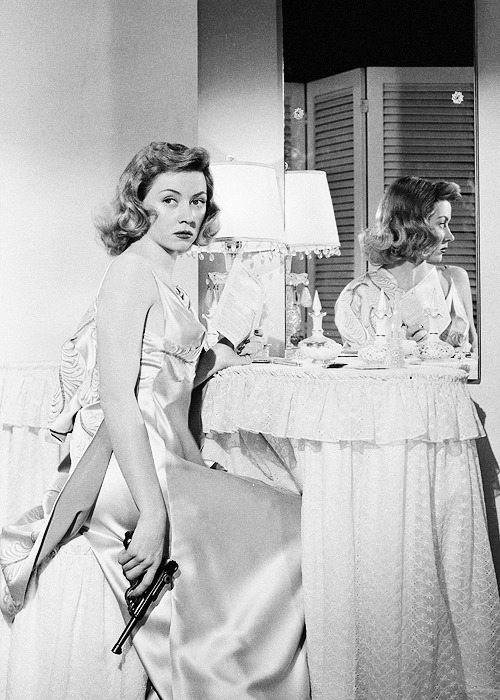 Gloria Grahame in 'A Woman's Secret', 1949.