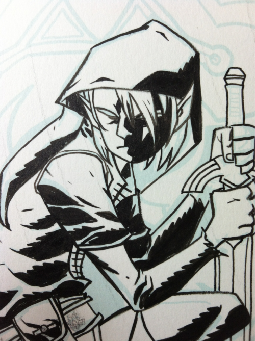 Link by Mike Avon Oeming. You do realise he's on Tumblr (ie. here) now?