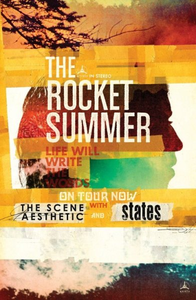 4 days till we start our tour w/ The Rocket Summer and The Scene Aesthetic! Who's coming?? All dates are now on sale! Dates & ticket links:http://smarturl.it/StatesShows  05/31 – Seattle, WA @ El Corazon – Tickets 06/02 – Sparks, NV @ The Alley – Tickets 06/03 – San Francisco, CA @ Slims – Tickets 06/05 – Los Angeles, CA @ The Roxy – Tickets 06/06 – Pomona, CA @ The Glass House – Tickets 06/07 – Las Vegas, NV @ Hard Rock Café (Vegas Strip) – Tickets 06/08 – San Diego, CA @ The Irenic – Tickets 06/09 – Scottsdale, AZ @ Martini Ranch – Tickets 06/11 – Salt Lake City, UT @ Club Sound – Tickets 06/12 – Denver, CO @ The Summit Music Hall – Tickets 06/14 – Houston, TX @ Warehouse Live(Studio) – Tickets 06/15 – Dallas, TX @ Granada Theatre – Tickets 06/16 – Austin, TX @ The Parish – Tickets 06/19 – St. Petersburg, FL @ The State Theatre 06/20 – Orlando, FL @ The Social 06/21 – Atlanta, GA @ The Masquerade 06/22 – Richmond, VA @ Kingdom 06/23 – Baltimore, MD @ Sonar 06/25 – New York, NY @ Highline Ballroom 06/26 – Philadelphia, PA @ 1st Unitarian Church 06/27 – Cambridge, MA @ The Middle East 06/28 – Montreal, QC @ La Tulipe 06/29 – Toronto, ON @ Virgin Mobile Mod Club 07/01 – Pontiac, MI @ Crofoot Ballroom 07/03 – Chicago, IL @ The Bottom Lounge 07/04 – St Paul, MN @ Station 4 07/06 – Lawrence, KS @ Granada Theatre You can also follow us on @STATESmusic for up to the minute pictures and updates from tour!