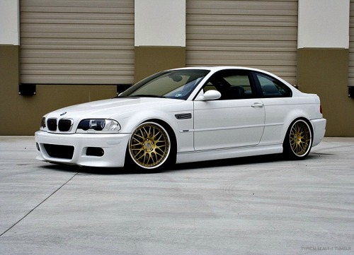 Old School Classic [M3OTD] be sure to follow for more daily M3 posts!
