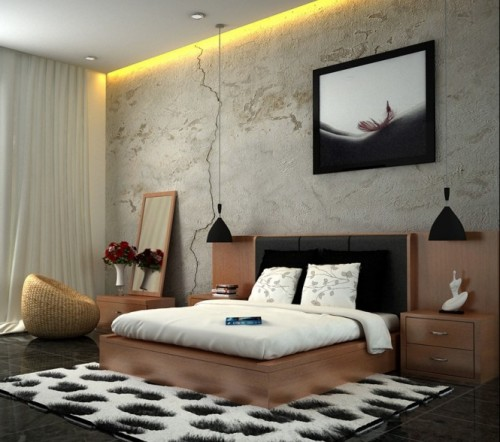 (via Smart and Sassy Bedrooms)