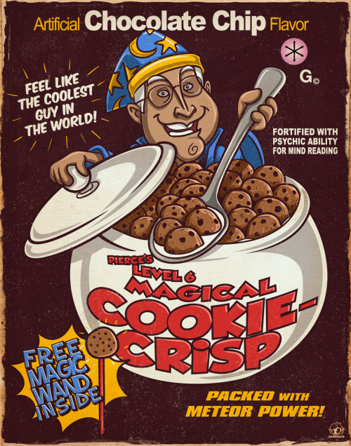 """Level 6 Cookie Crisp"""