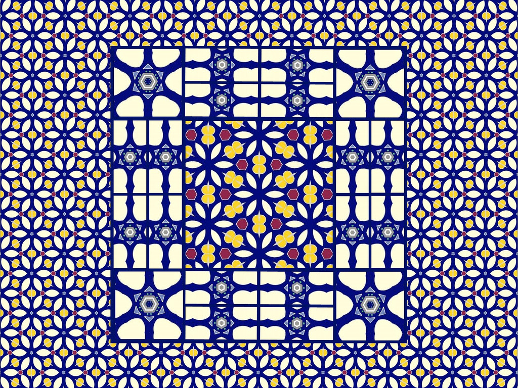 patternatic:  tile.