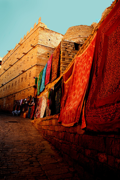 gudulette:  Jaisalmer Fort | Rajasthan | India