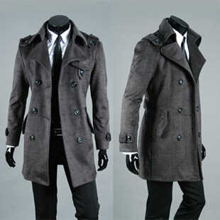 thetieguy:  every man needs to own a coat similar to this!