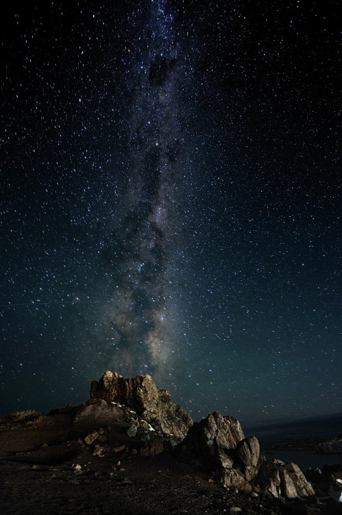 magicalnaturetour:  The Milky Way (view from the Southern Hemisphere) by Ruslan Eliseev :)