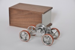 toy car by wouter scheublin see also: 3d printed version