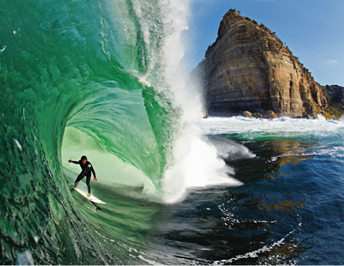 Amazing photo of Shipstern's Bluff. Click and Follow for an awesome surf and travel blog, with pics, videos and stories!