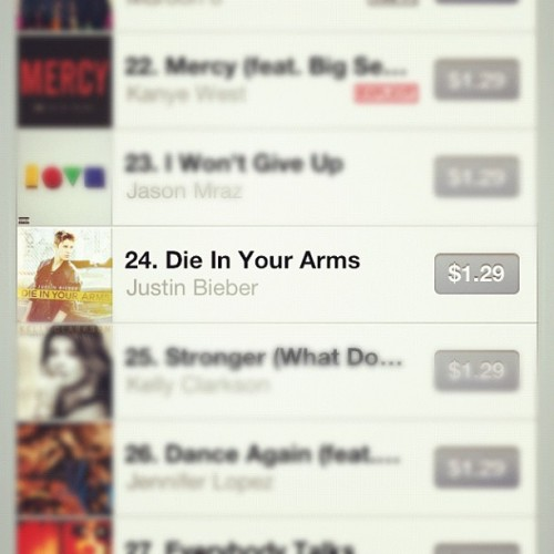 20minutes later after that last screen shot #DIYA is #24!! #BuyDiYA!!!!!!!!! Go go go go go go go!!!  (Taken with instagram)