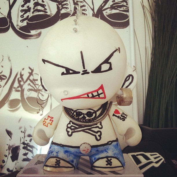 #toy #custom #dunny (Pris avec instagram)