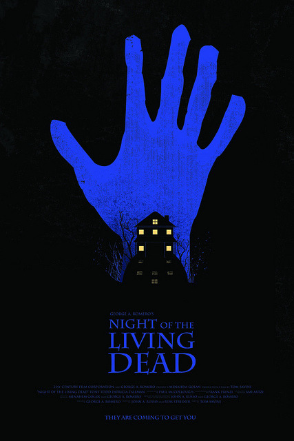 Night of the Living Dead by Jesse Brais
