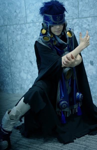 shimanagashi:  DRAMAtical Murder: Ren Crossplay by HATI