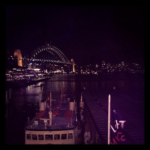 Sydney x (Taken with instagram)