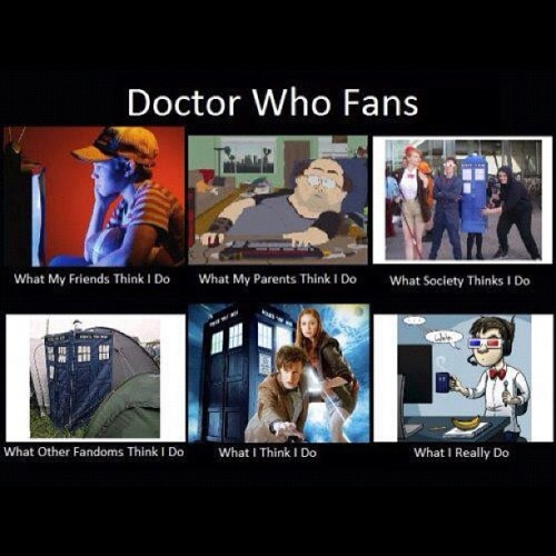 paulturner76:  #DoctorWho so true…