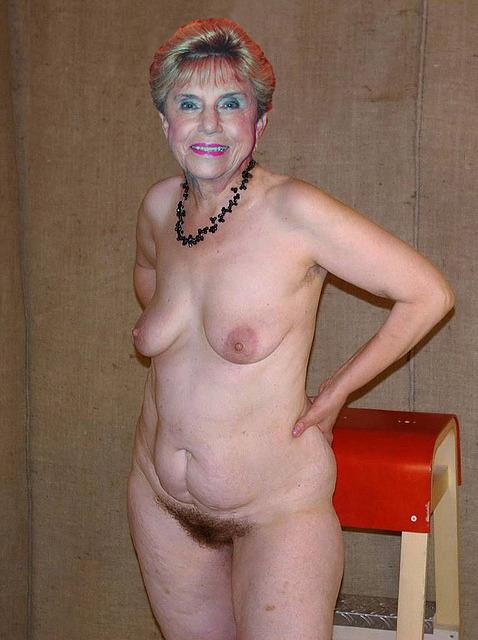 Фото голые пошлые бабушки