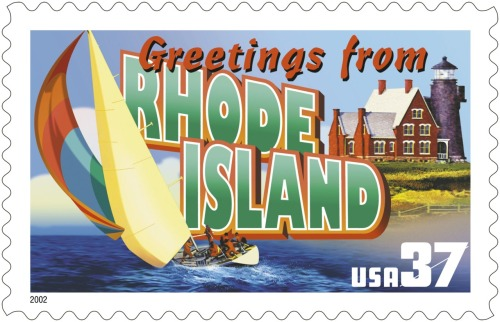 fuckyeahrhodeisland:  uspsstamps:  Happy birthday, Rhode Island! On this day in 1790, Rhode Island - the last of the original 13 colonies - ratified the Constitution and became the 13 U.S. state.  If you're not already following the USPS Stamps Tumblr, you're missing out.