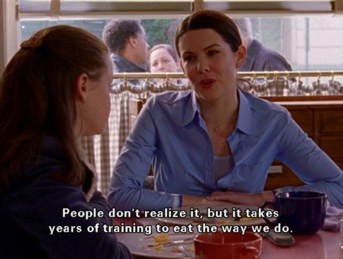 Gilmore girls obsession / The Lorelai's lifestyle on We Heart It. http://weheartit.com/entry/18556775