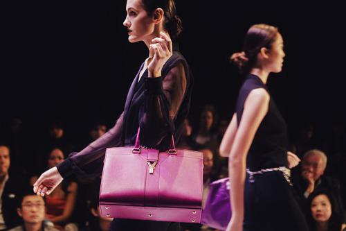 Tricia Gosingtian Malaysia International Fashion Week 2011
