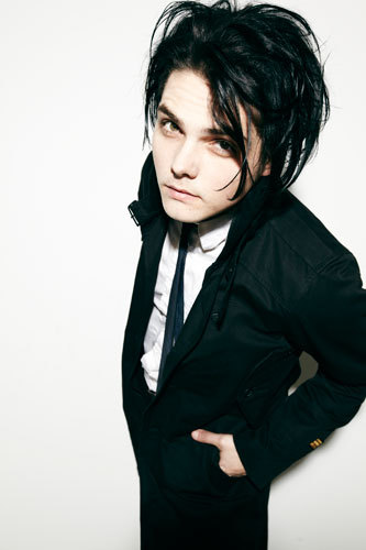 gerard way nylon