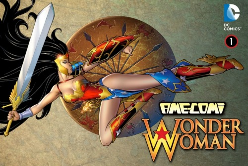 If you have $0.99 to spare and like Wonder Woman, you should really check out this new digital comic from DC drawn by one of my favourite comic artists, Amanda Conner.  Available right here on Comixology.