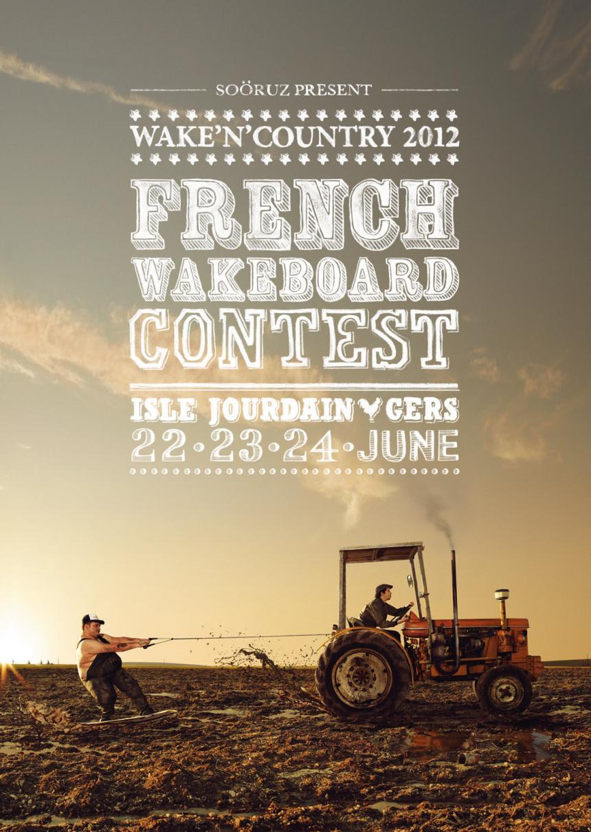 Sooruz - Wake'N'Country by Publicis Conseil