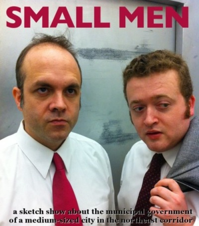 "khealywu:  mikescollins:  williebhines:  SMALL MEN returns this Monday June 4th 8pm at the UCB Theatre NY! If anyone saw our spank and would like to submit pull quotes I could use to promote the show, please do!  This Spank was terrific.  ""I was thoroughly unsurprised to see that Neil Casey plays a convincing young woman."" ""I laughed so hard that I choked and coughed a little bit.""  ""Look I'll be honest. I didn't make it…I planned on making it…but it just didn't work out that day. It's probably pretty good. I swear I am going to see it when it really has a run. I swear""- Geoff Garlock"