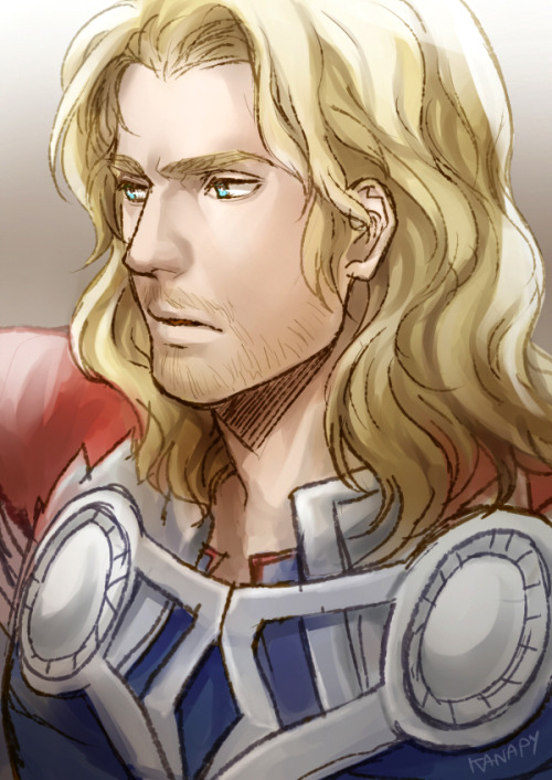 thoki4ever:  THOR by *KanKung