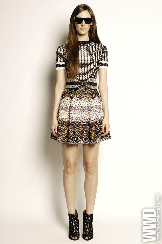 womensweardaily:  Missoni Resort 2013