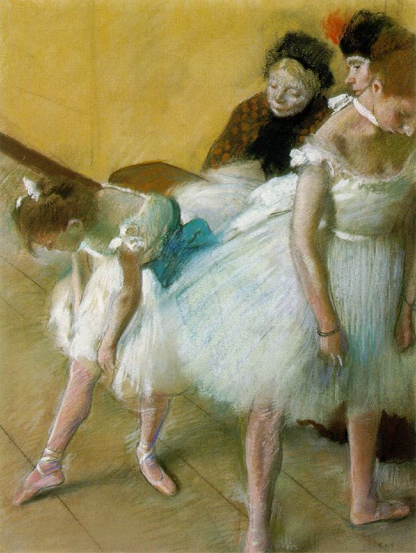 Edgar Degas, The Dance Examination, 1880