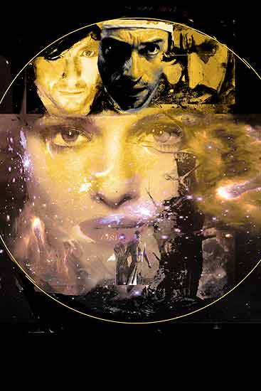 brianmichaelbendis:    The Fountain by Bill Sienkiewicz