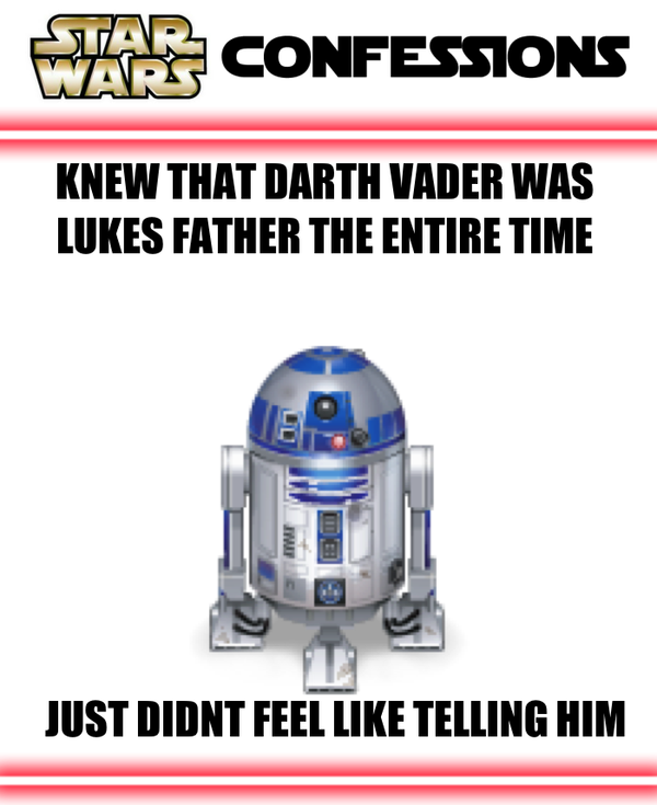 thesochillnetwork:  Oh, Artoo…