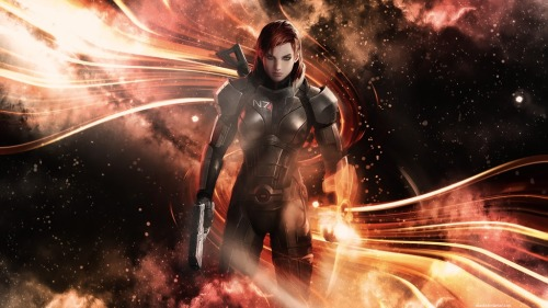 Mass Effect and the Normalisation of the Woman Hero