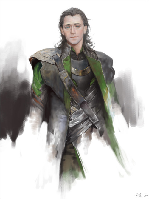 fell4:  Epic pic of Loki