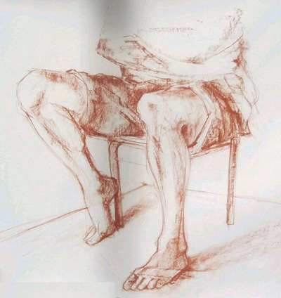 life drawing 2 by dibujandoarte on Flickr.