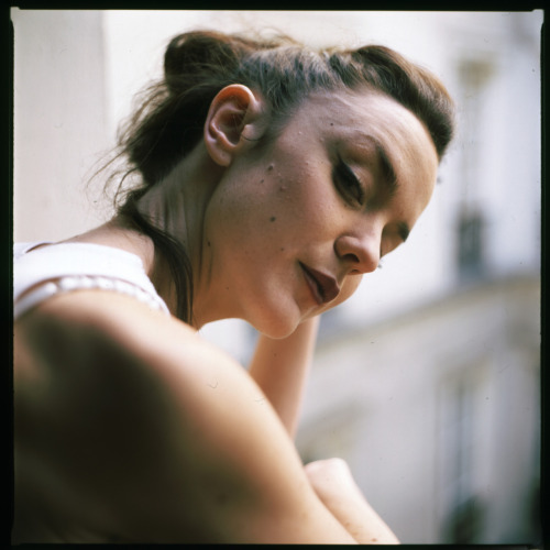 Julia | Shot with a Kiev 88