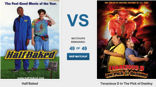 Best Stoner Comedies Cast your vote now!