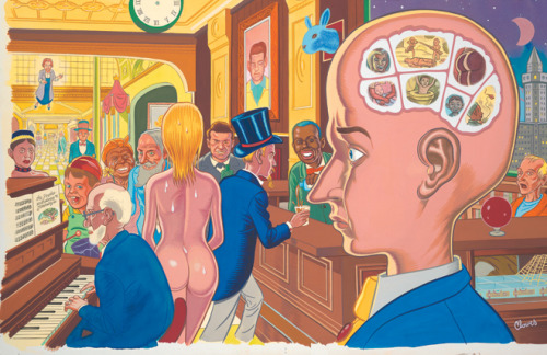 "Daniel Clowes isn't quite as cranky as the old-time music fan in the film adaptation of his Ghost World comic book, but the artist and writer shares the character's jaundiced view of newfangled technologies. ""Digital seems like such a step back from a printed book,"" Clowes told Wired in a phone interview. ""For me, the whole process involves envisioning this book in my head as I'm working. That is what I'm trying to create. That's the work of art. That's the sculpture I'm chipping away at, and when I'm finally done, I will arrive at that perfect 3-D object. The iPad version would be like a picture of the book, which doesn't hold any interest at all for me. Even if I only had 10 readers, I'd rather do the book for them than for a million readers online."" More @ Underwire."