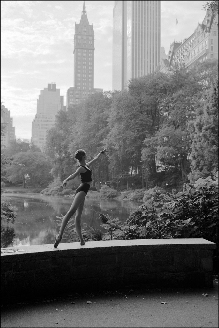 "Photographer Dane Shitagi has spent ten years photographing ballerinas, trying to capture the emotions behind their poses and eschewing ""dance photography."" He writes about the dancers and their photo sessions on the project's website, here."